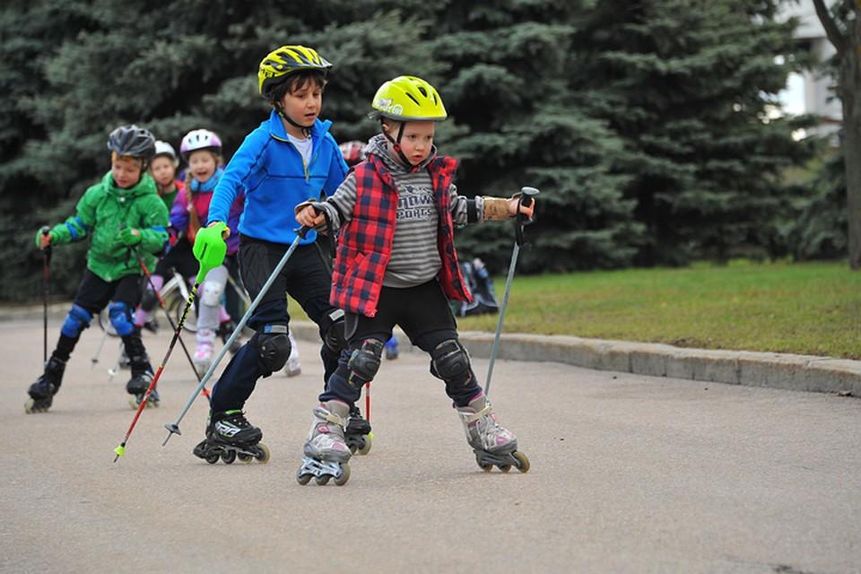 Какой вид спорта подходит вашему ребенку eea0edf5165