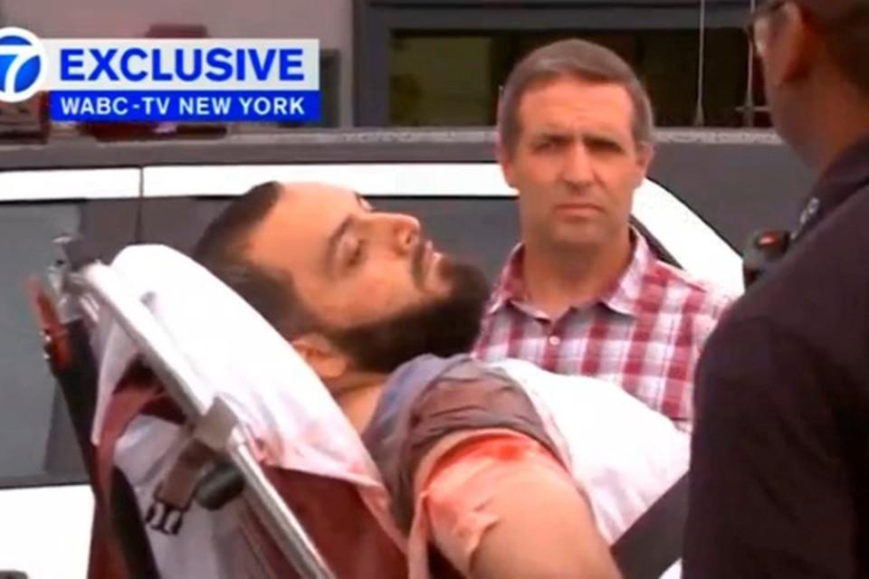 Создатель нью-йоркских бомб схвачен после перестрелки