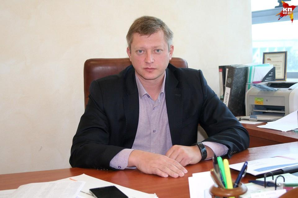 Денис Мужжухин, глава НАДА.