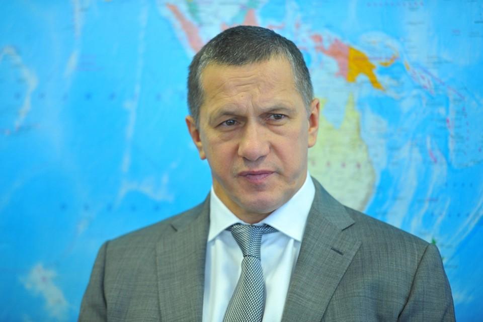 Юрий Трутнев, вице-премьер и полпред Президента РФ в Дальневосточном федеральном округе.