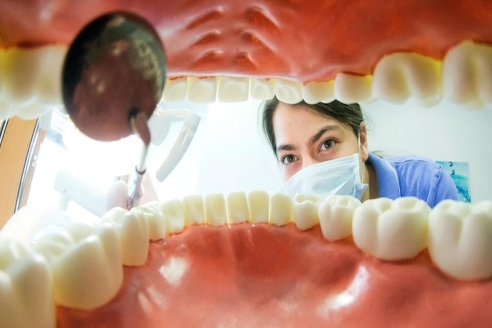 Берегите зубы смолоду