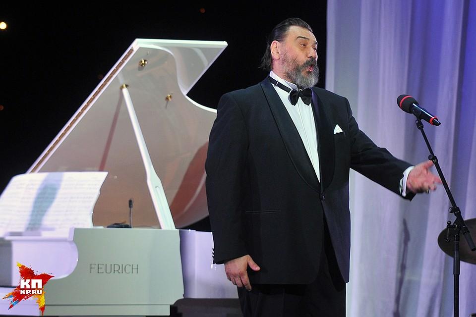 владимир матонин оперный певец ребенок просто осторожный