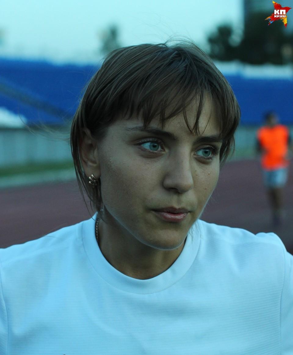 Мария Бабушкина играет с 11 лет.