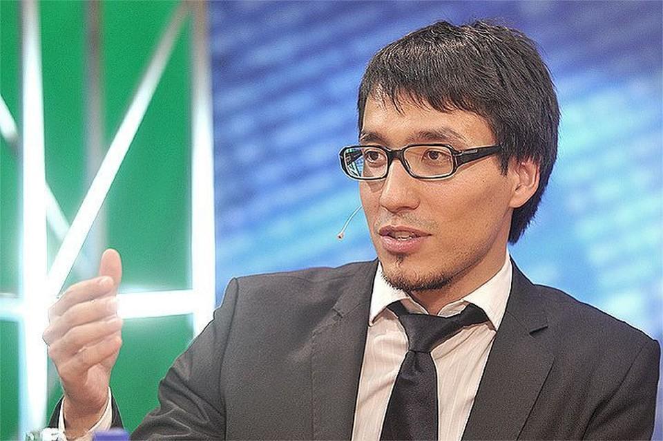 Дмитрий Абзалов, президент центра стратегических коммуникаций
