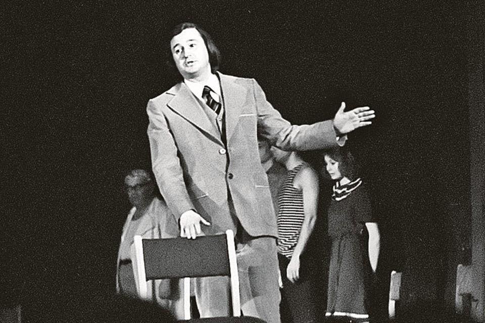 В 42 года Роман Виктюк стал режиссером студенческого театра МГУ... Фото: РИА Новости