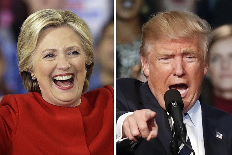 Хиллари Клинтон и Дональд Трамп сознательно пошли на антагонизацию различных страт американского социума