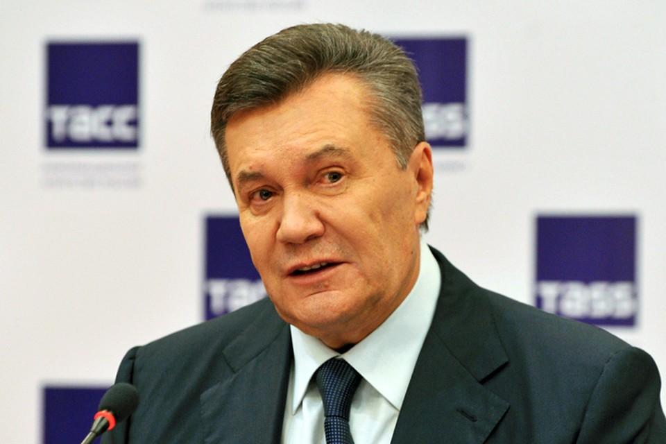 Такого ажиотажа на своих пресс-конференциях Янукович вряд ли видел даже во время своего президентства