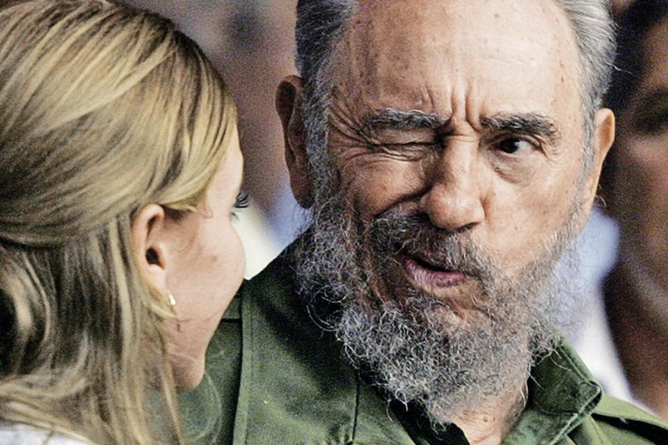 В официальной биографии лидера кубинской революции указано, что он был влюблен трижды. Фото: CLAUDIA DAUT/REUTERS
