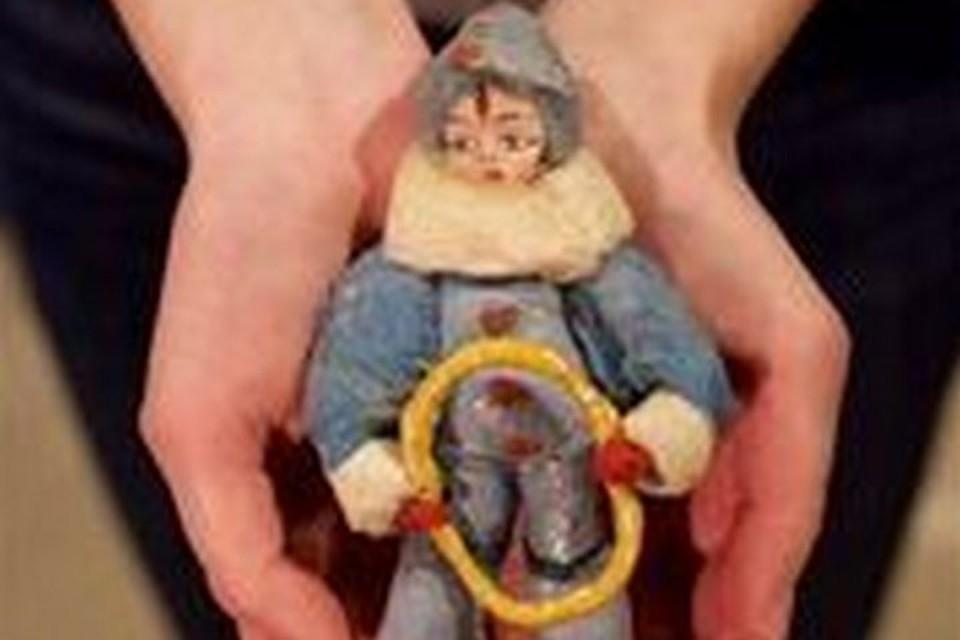 Старинные игрушки дарят тепло. Фото: организаторы