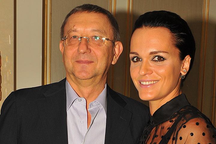 Слава и Анатолий Данилицкий вместе уже 15 лет