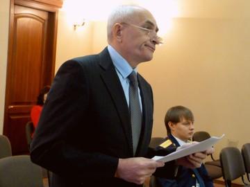 За инсценировку покушения омский судья Москаленко мог получить 3 млн страховки
