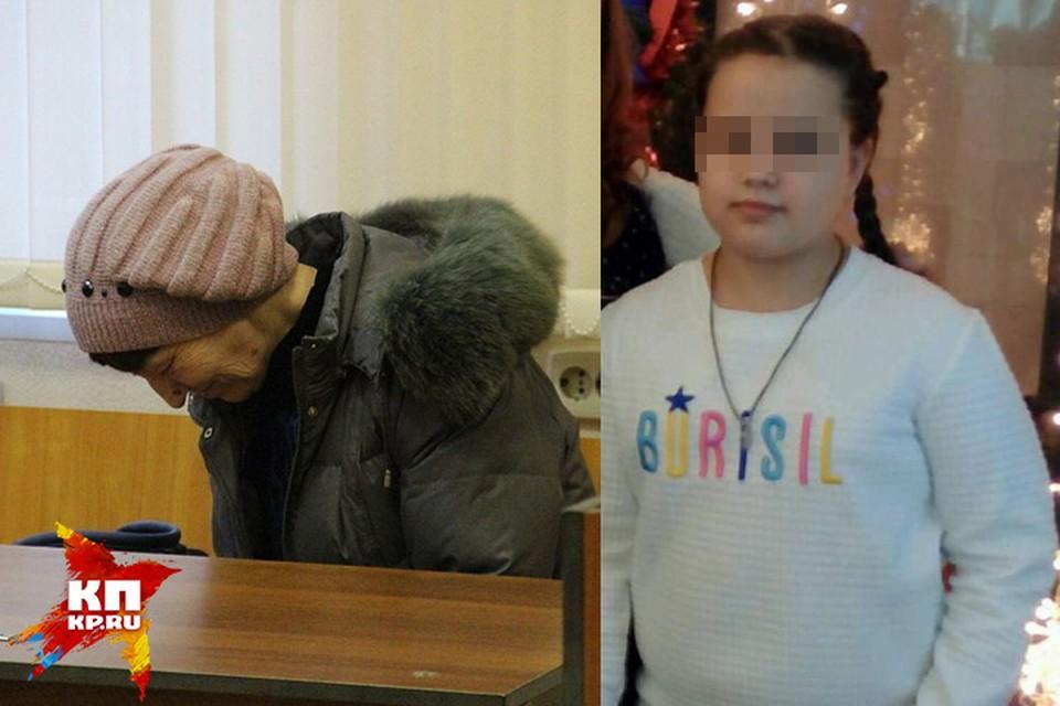 На девятилетнюю Настю могла напасть мама убитого наркомана Артема Галкина.