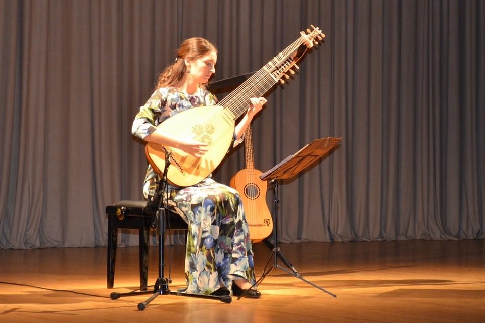 В Липецке на старинных инструментах звучала музыка эпохи барокко