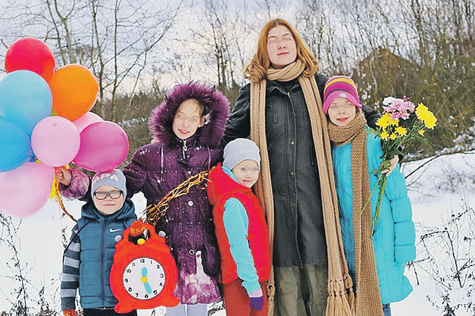 На фото в соцсетях в семье у Светланы все выглядит благополучно, но так ли это на самом деле? Фото: instagram.com/svetkaaa2012
