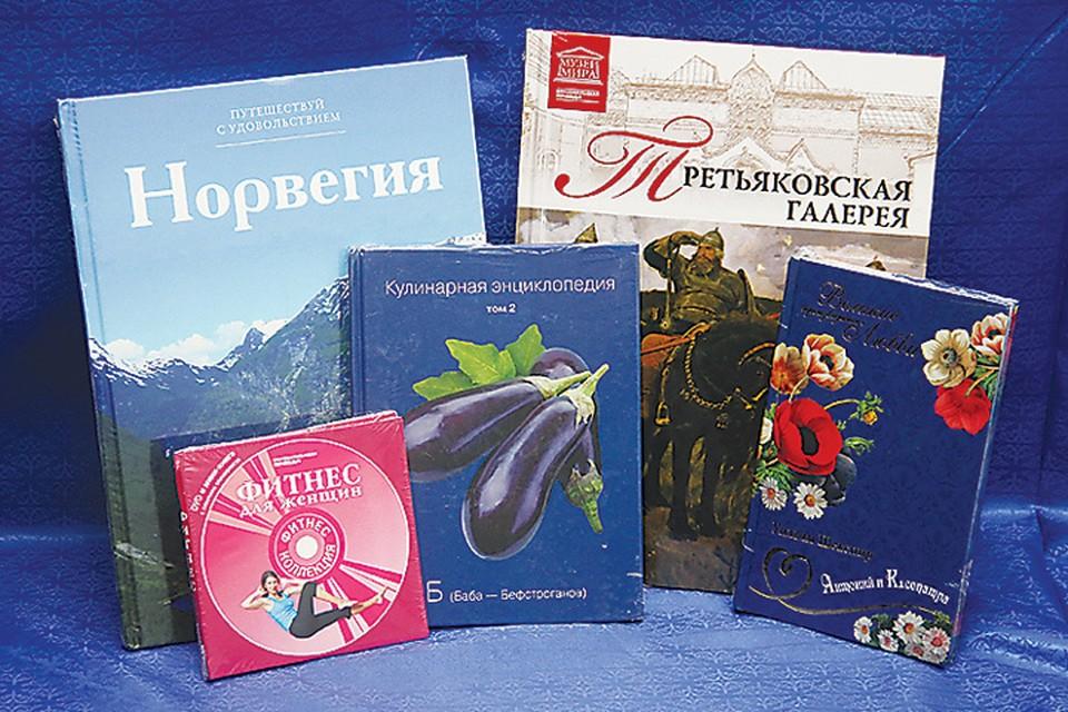 «Комсомолка» знает, что дарить на 23 февраля и 8 марта!