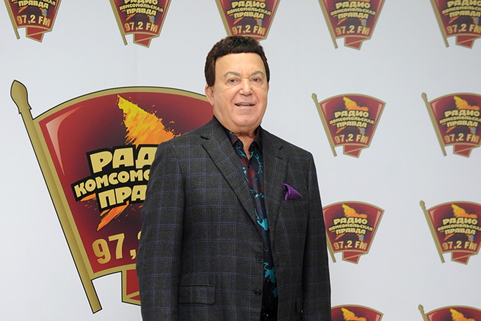 Иосиф Кобзон поддержал идею Милонова бойкотировать Евровидение-2017