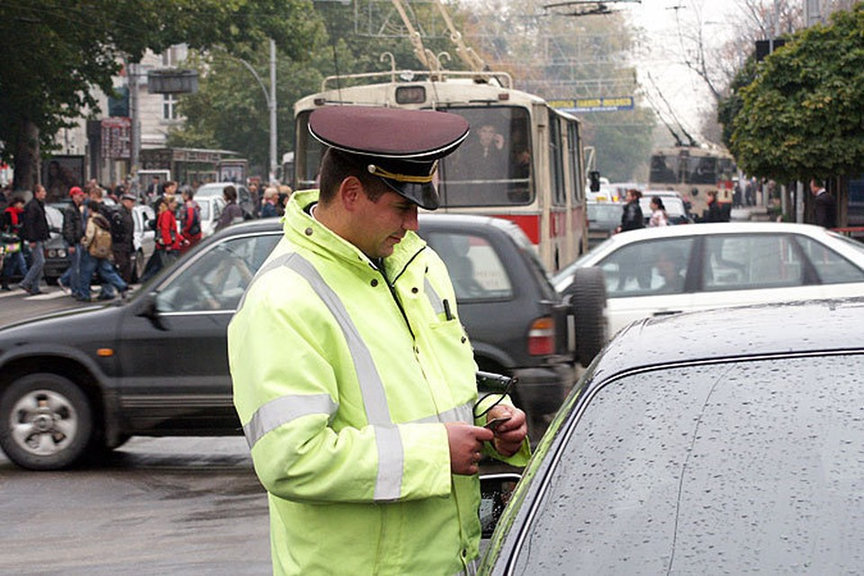 Агрессивных водителей будут штрафовать.