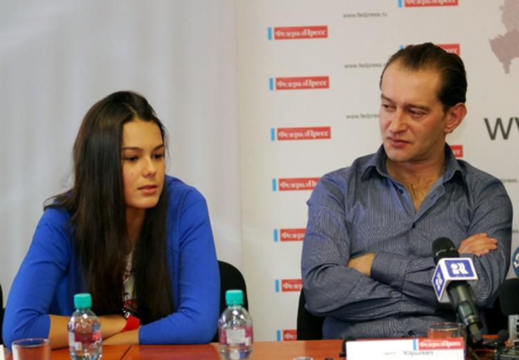 Пресс-конференция съемочной группы фильма по роману