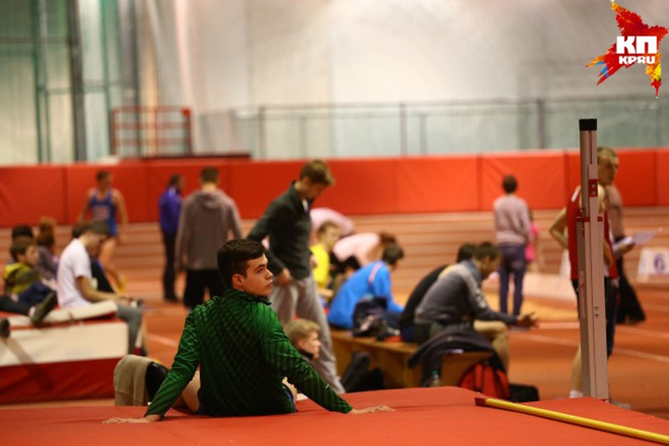 Смоленск принял первенство ЦФО по легкой атлетике