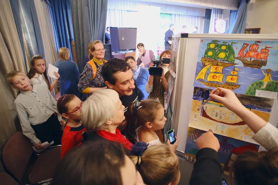 Дети нарисовали песни группы Браво