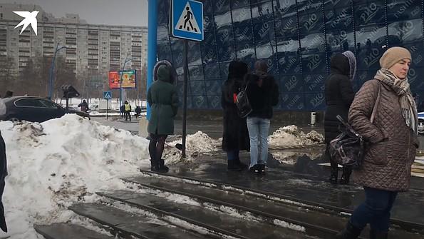 В Москве эвакуировали всех посетителей торгового центра
