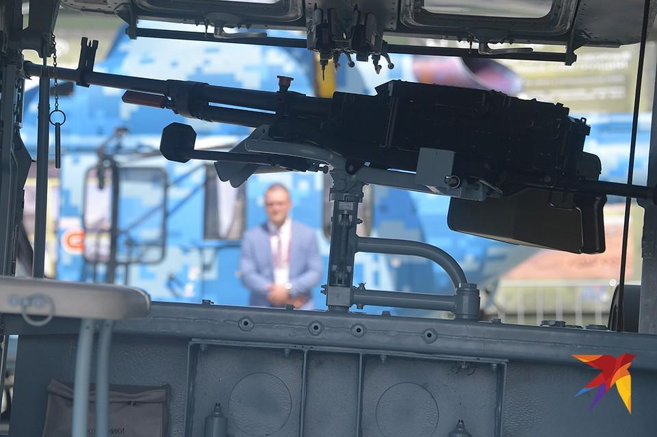 В подмосковном парке «Патриот» стартовал Международный военно-технический форум «Армия-2019»