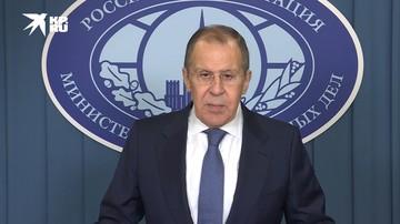 Лавров: «Путин призывает США разработать двусторонне соглашение о предотвращении инцидентов в информационном пространстве»