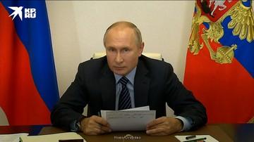 Правительство не планирует вводить тотальные ограничения из-за коронавируса - Путин