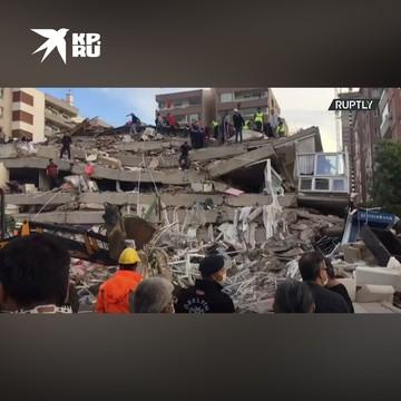Турция: Землетрясение магнитудой 6,6 разрушило здания в Байраклы