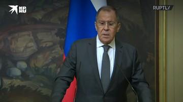"""Лавров призвал руководство США избегать """"заграничных авантюр"""" на Ближнем Востоке"""