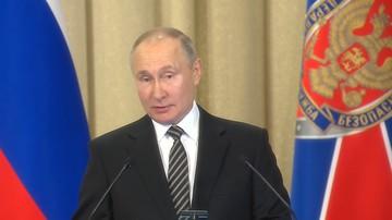 Путин: Россия сталкивается с политикой сдерживания, направленной на подрыв ее ценностей