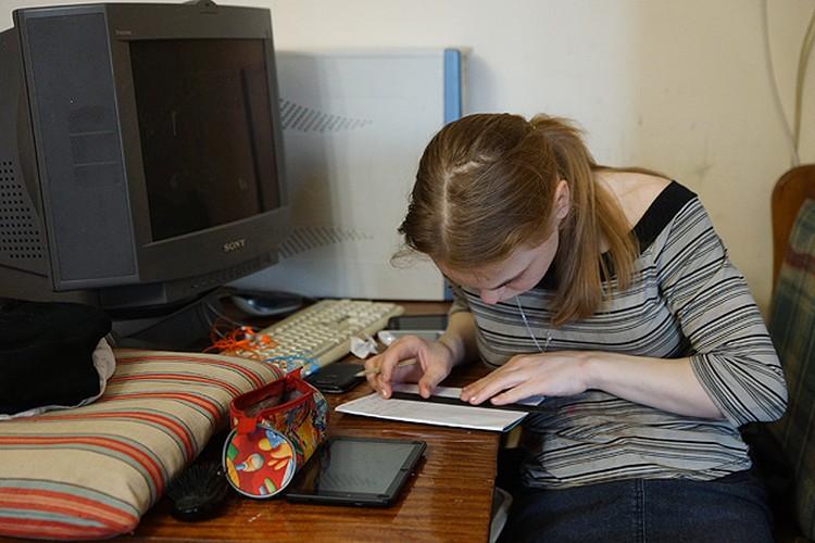 Домашняя учеба - это возможность учиться, не привязываясь к строгому расписанию.