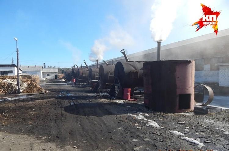 Дмитрия Лошагина могут отправить также на угольное производство колонии Фото: pravo-ural.ru