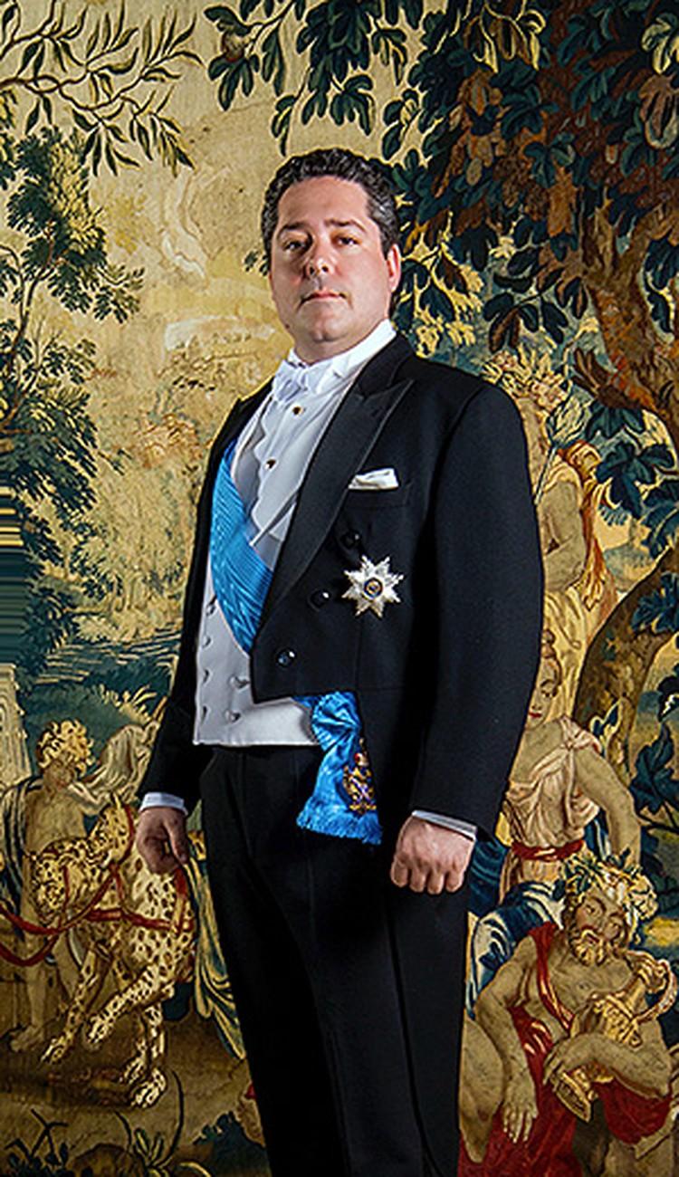 """Великий князь Георгий Романов: """"Я стараюсь посещать Россию при любой возможности, когда могу чем-то помочь."""""""