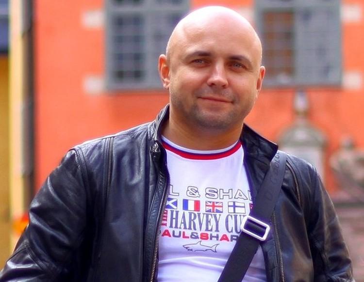 Алексей Саяпин. Фото: соцсети
