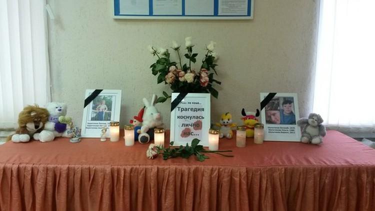 В катастрофе погибли супруги Оксана и Леонид Харитоновы вместе с дочуркой Настей. Фото: соцсети