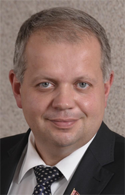 Ректор Белорусского государственного университета культуры и искусств Юрий Бондарь.