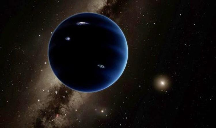 Девятая планета Солнечной системы в представлении художника Фото: R. Hurt / Infrared Processing and Analysis Center / Courtesy of California Institute of Technology
