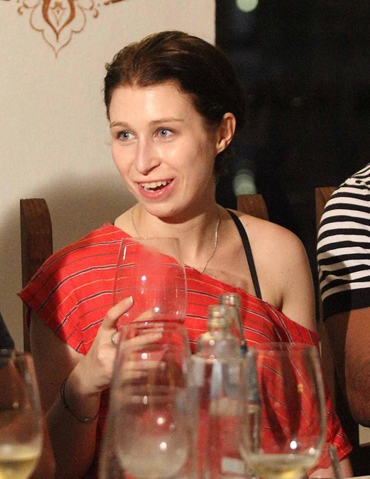 Старшая дочь олигарха - 23-летняя Анна - переехала из Лондона в Нью-Йорк.