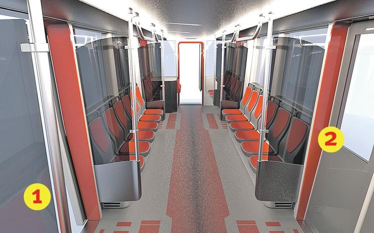 Вместимость - 65 пассажиров. Фото: Предоставлено пресс-службой «Мортон»