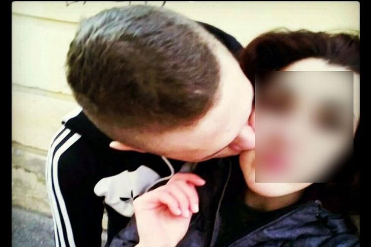 Всего за 4 дня до того, как парень попал в госпиталь, он выкладывал фото со своей подругой
