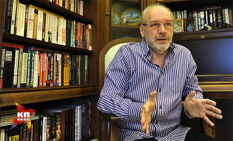 Писатель, историк спецслужб Геннадий Соколов.