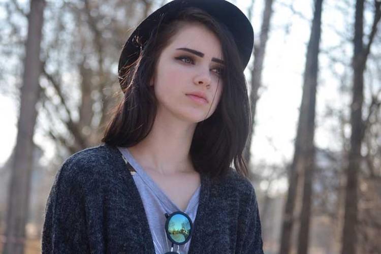 Дочка Аксинья. Ее Светлана родила в 23 года. Фото: личный архив.