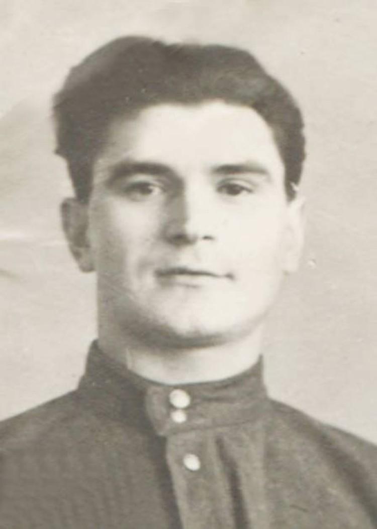 Семен Иванович Пелихатый. Фото из Facebook.