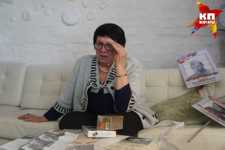 Маргарите Серебряковой стало плохо перед началом шествия