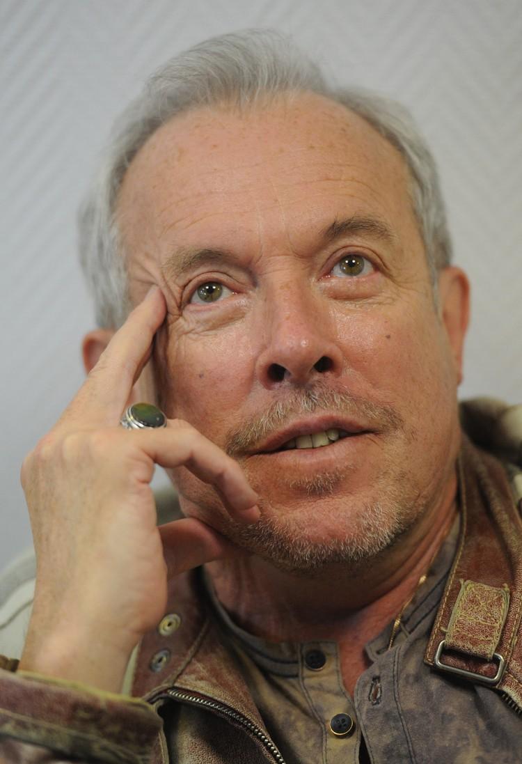 Андрей Макаревич в гостях у Радио «Комсомольская правда»