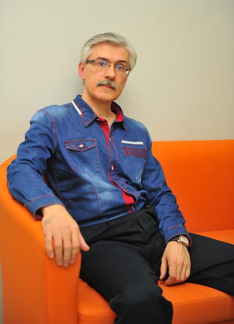 Автор биографии Дина Рида, писатель и журналист Федор Раззаков.
