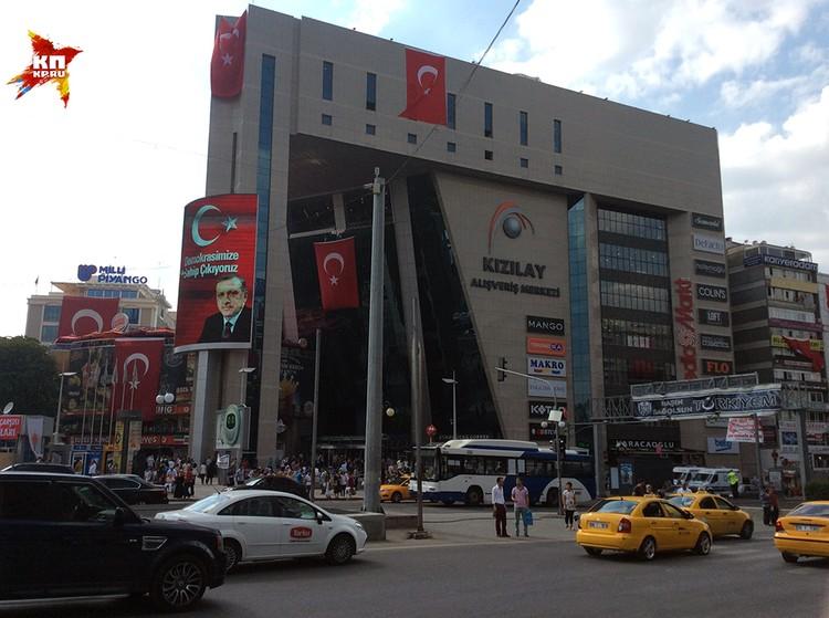 Ожидая нового переворота, богачи в Турции продают дома и бизнес