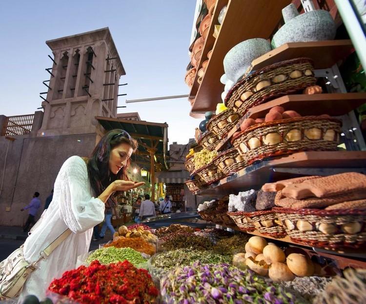 Специи - лучший сувенир из Эмиратов!