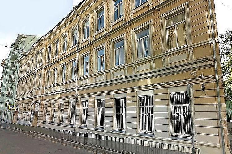 «Та самая 57 школа». Фото: Википедия